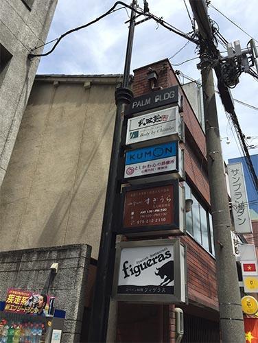 武田塾京都校のへのアクセスその5