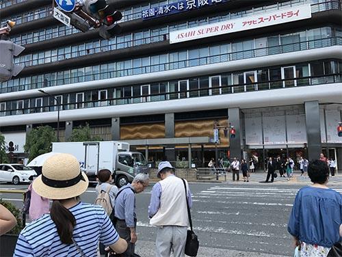 武田塾京都駅前校のへのアクセスその2