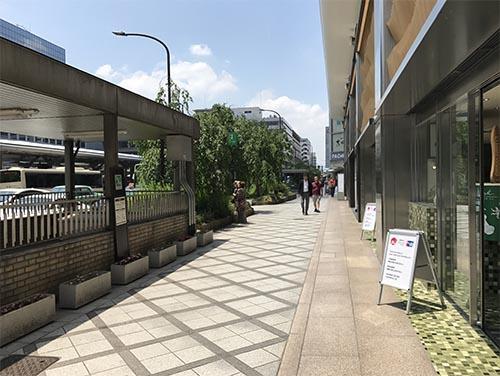 武田塾京都駅前校のへのアクセスその3