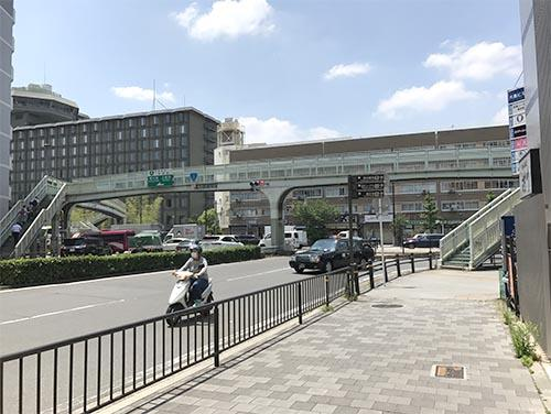 武田塾京都駅前校のへのアクセスその4