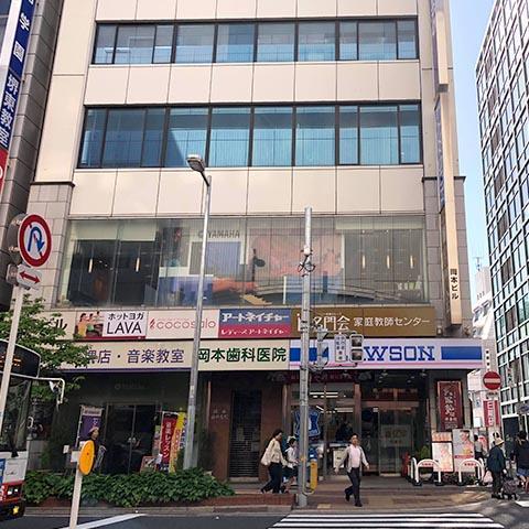 堺東校校舎