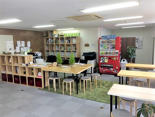 武田塾西宮北口校のトレーニング風景1