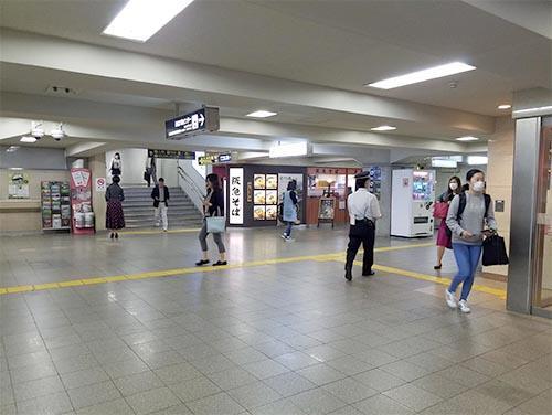 武田塾大阪校のへのアクセスその1_2