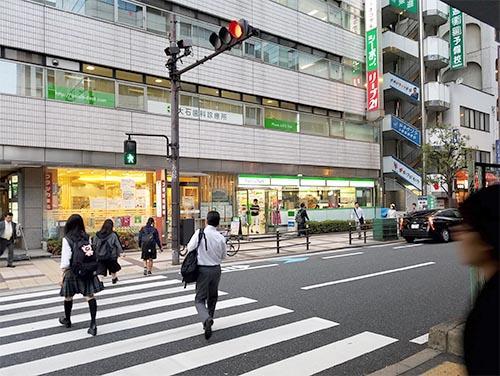 武田塾大阪校のへのアクセスその6