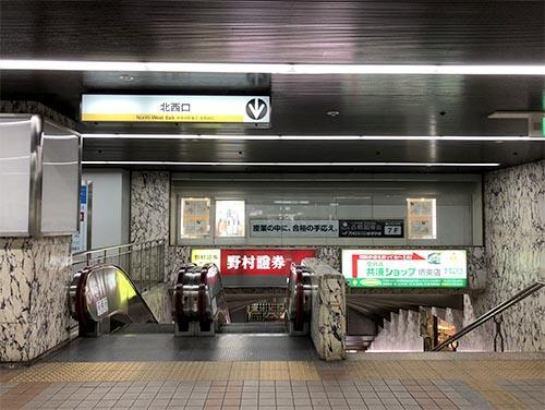 武田塾堺東校のへのアクセスその1