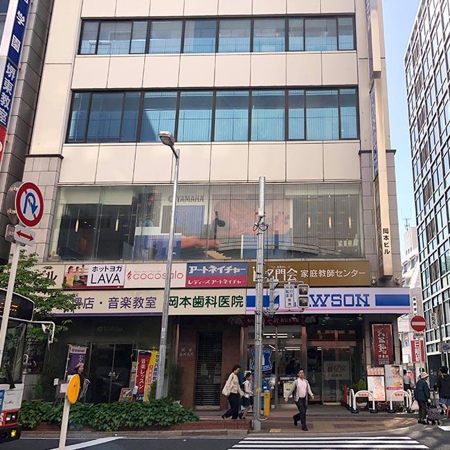 武田塾堺東校校舎