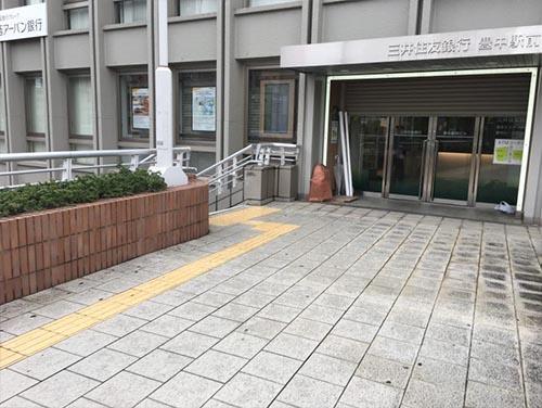 武田塾豊中校のへのアクセスその2